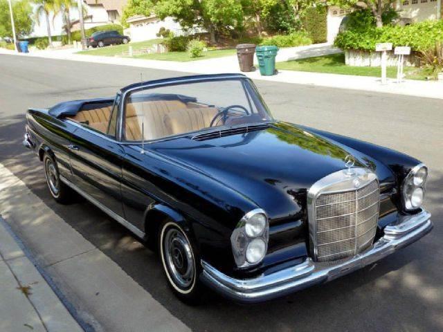 1966 Mercedes-Benz 250-Class | 843948