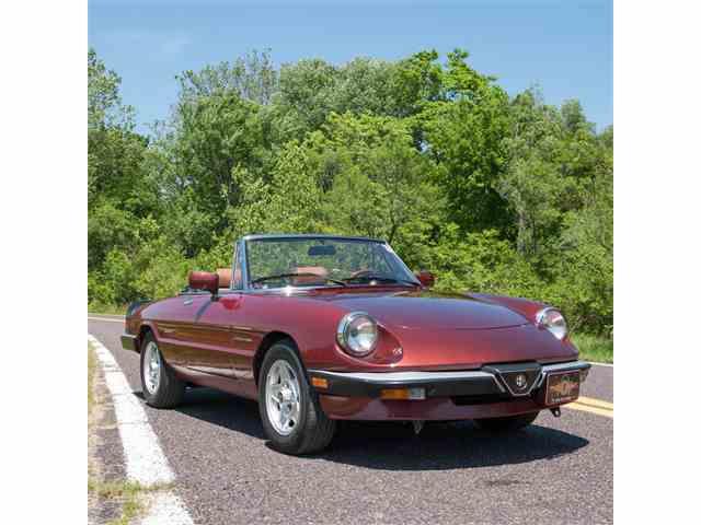 1988 Alfa Romeo Spider Veloce | 840395