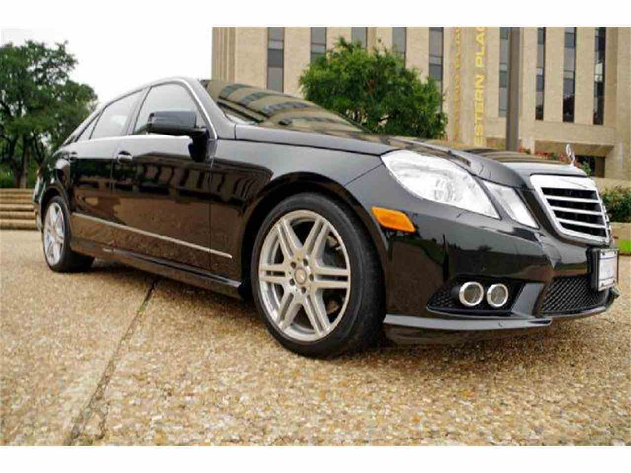2010 mercedes benz e class for sale cc for Mercedes benz ft worth