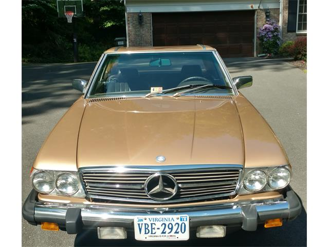 1985 Mercedes-Benz 380SL | 843966
