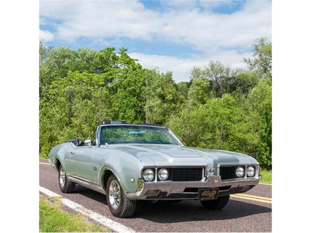 1969 Oldsmobile Cutlass 442 Convertible | 840397