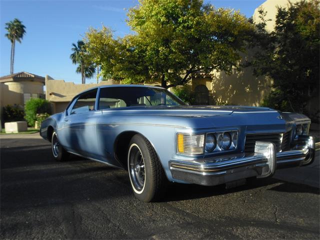 1973 Buick Riviera | 843973