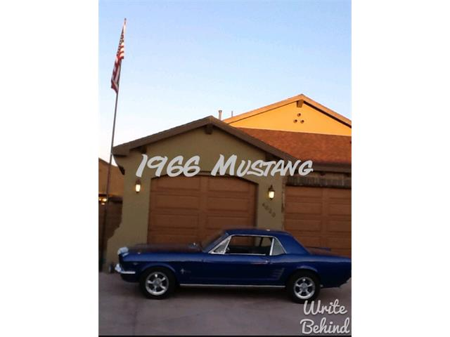 1966 Ford Mustang | 843975