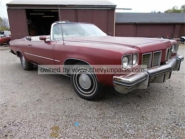 1975 Oldsmobile Delta 88 Royale | 843977