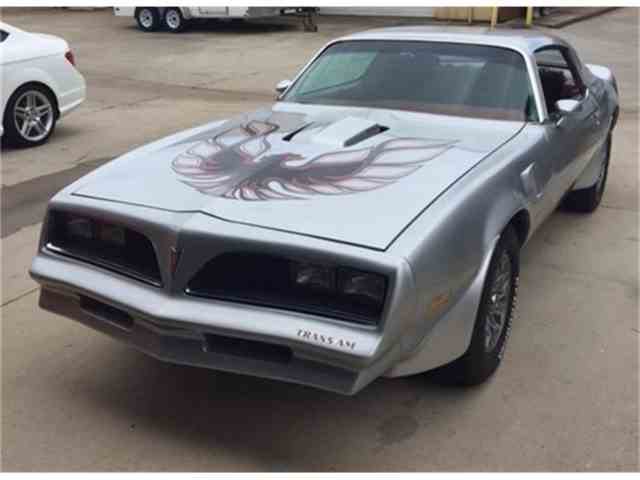1977 Pontiac Firebird Trans Am | 843978