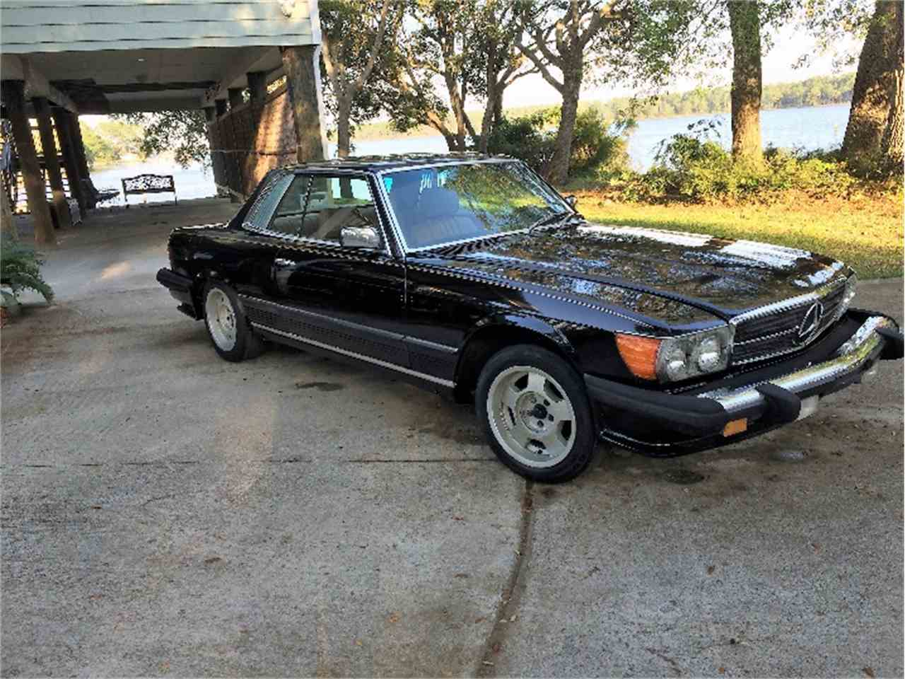 1980 mercedes benz 450sl for sale cc for Mercedes benz for sale by owner in florida