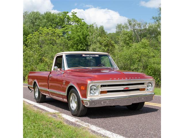1968 Chevrolet C/K 10 | 840398