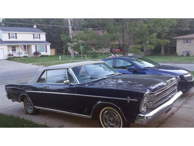 1966 Ford Galaxie 500 XL | 843981
