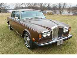 1980 Rolls-Royce Silver Shadow for Sale - CC-844005