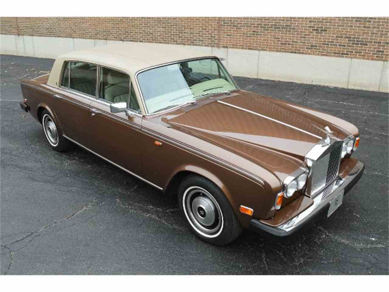 Large Picture of '80 Silver Shadow - I38L