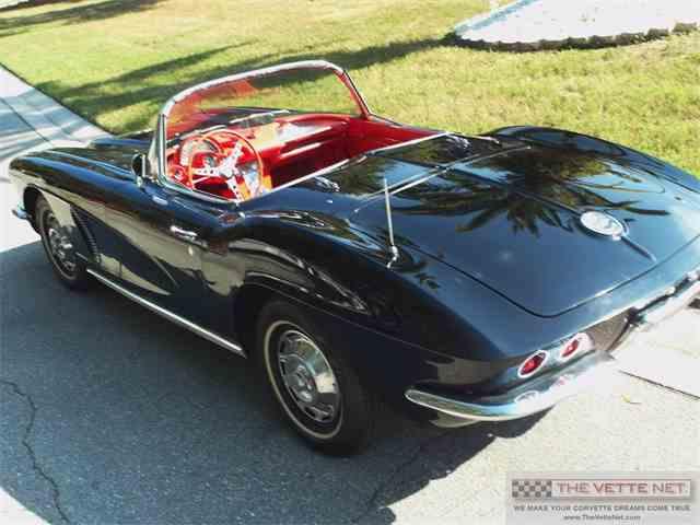 1962 Chevrolet Corvette | 844007
