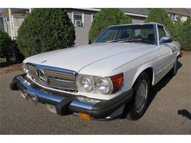 1989 Mercedes-Benz 560SEL | 844011