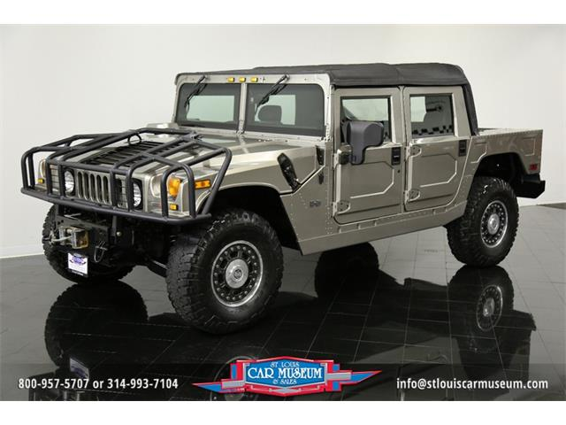 2006 Hummer H1 Alpha Open Top | 844018