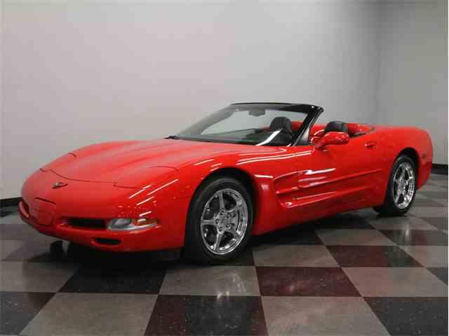 2004 Chevrolet Corvette | 844021