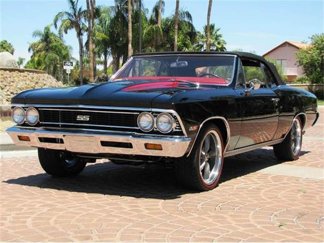1966 Chevrolet Chevelle | 844033