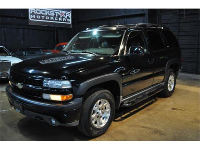2005 Chevrolet Tahoe   844045