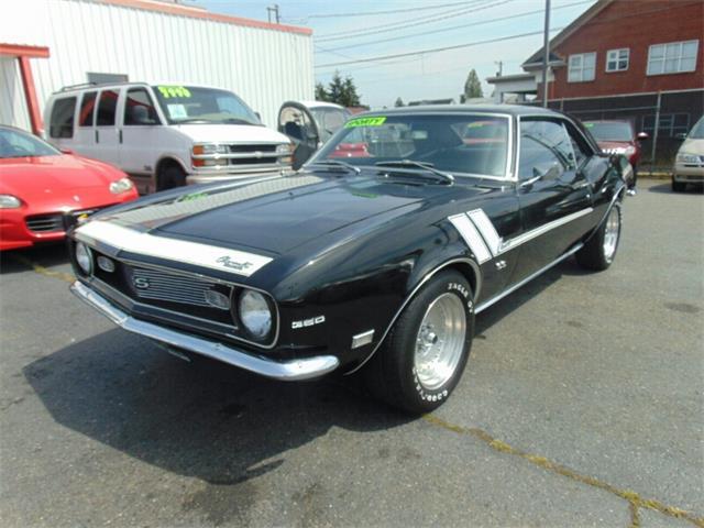1968 Chevrolet Camaro | 844054