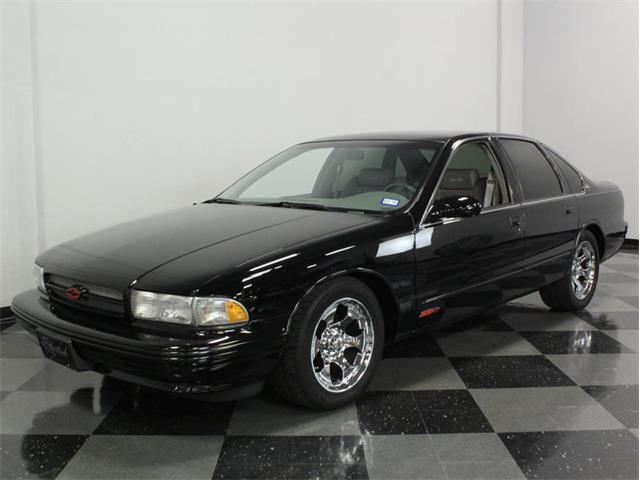 1995 Chevrolet Impala SS | 840406