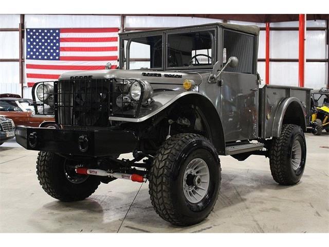 1955 Dodge Power Wagon | 844069