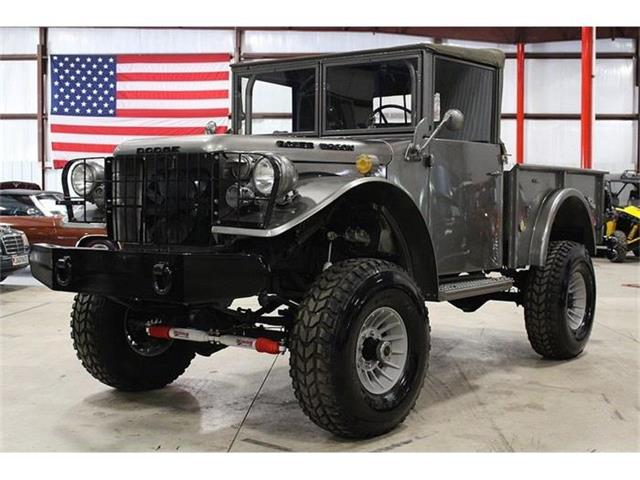 1955 Dodge Power Wagon | 844069
