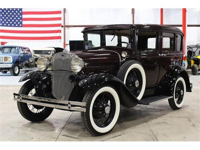 1930 Ford Model A | 844071