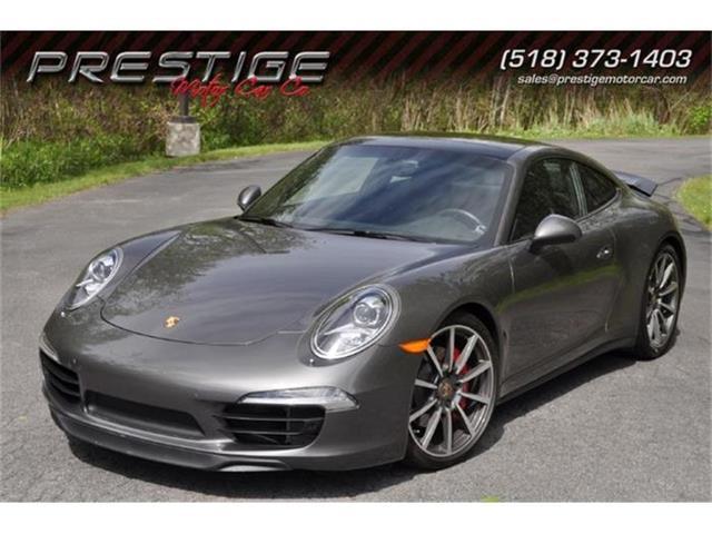 2014 Porsche 911 | 844074