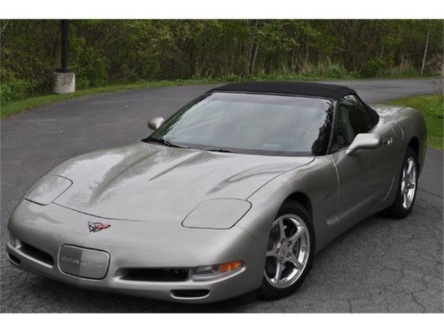2001 Chevrolet Corvette | 844076