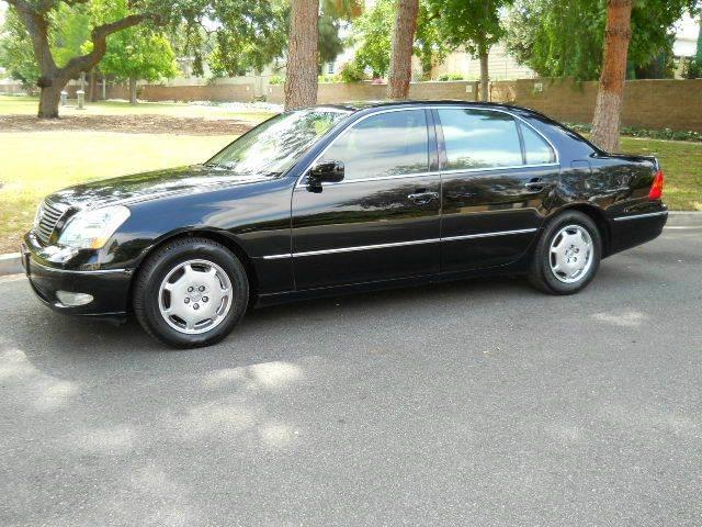 2002 Lexus LS430 | 844078
