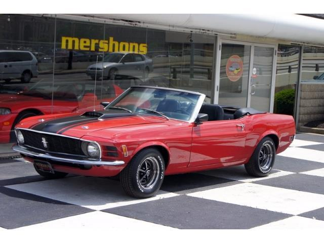 1970 Ford Mustang | 840408