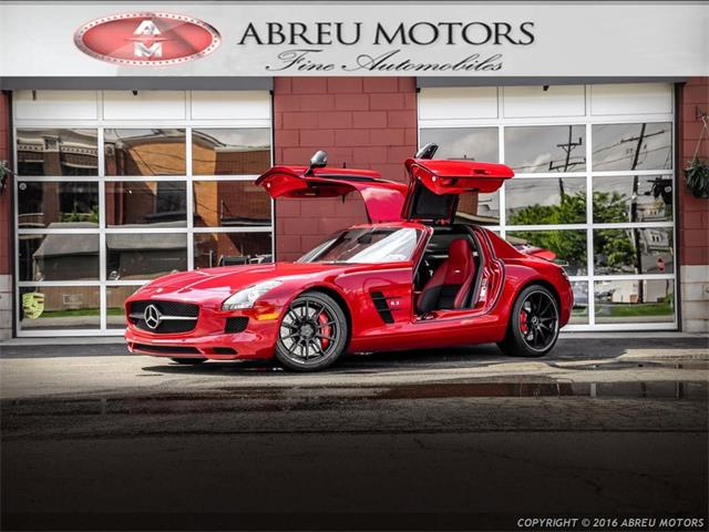 2013 Mercedes-Benz SLS AMGGT Gullwing | 844083