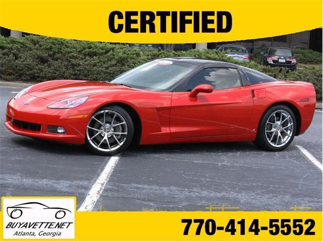 2008 Chevrolet Corvette | 844087