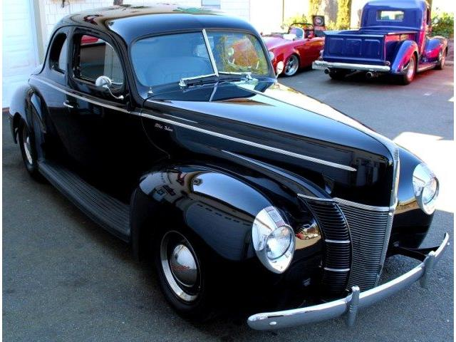 1940 Ford Deluxe | 844115