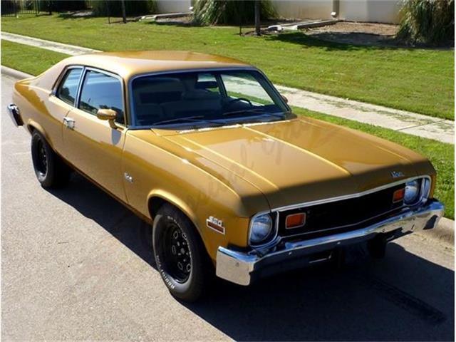 1974 Chevrolet Chevy II Nova   844119