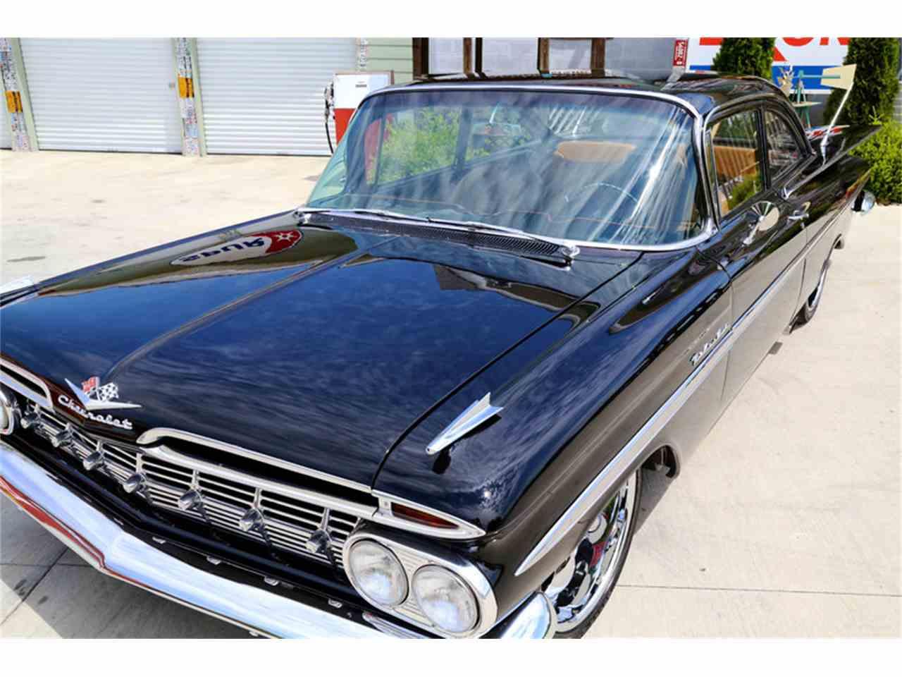 1959 Chevrolet Bel Air for Sale | ClassicCars.com | CC-844139