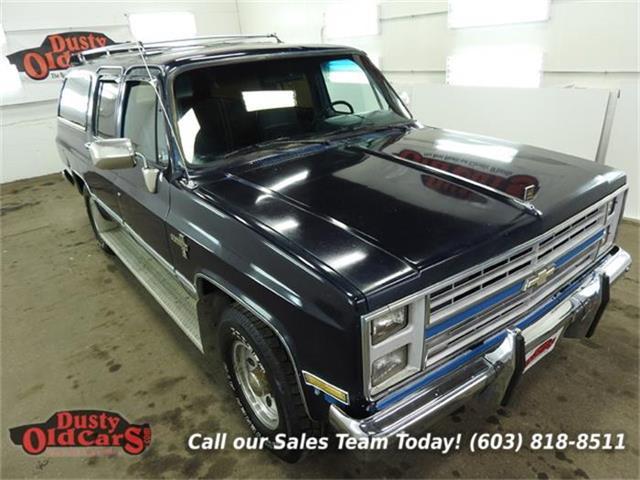 1988 Chevrolet Suburban | 844148