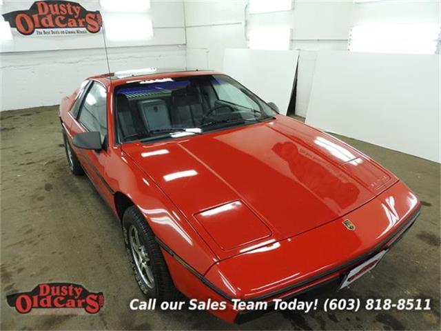 1984 Pontiac Fiero | 844151