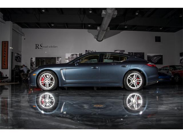 2012 Porsche Panamera Turbo S | 844153