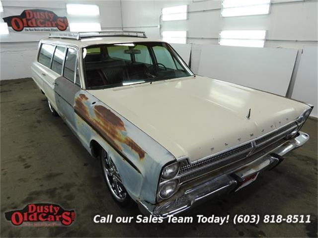 1966 Plymouth Fury wagon | 844154