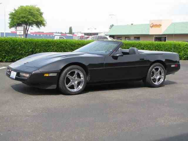 1990 Chevrolet Corvette | 840416