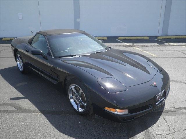 2002 Chevrolet Corvette | 844165