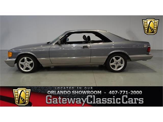 1987 Mercedes-Benz 560SEC | 844172