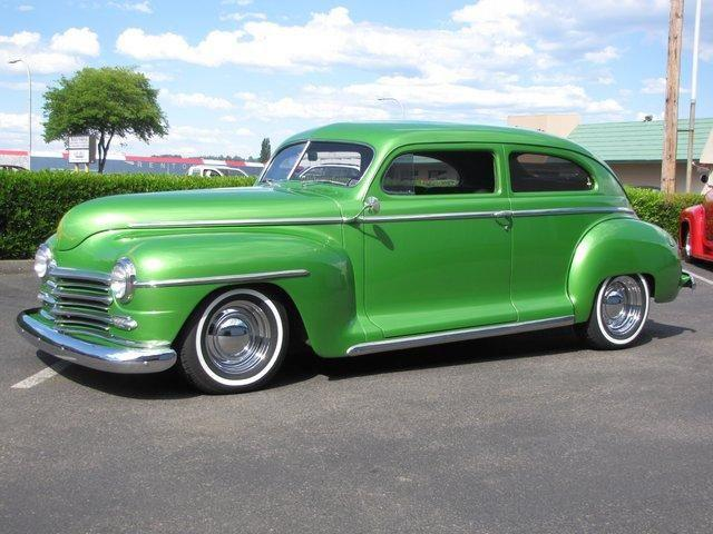 1948 PLYMOUTH 2 DR. SEDAN | 840418