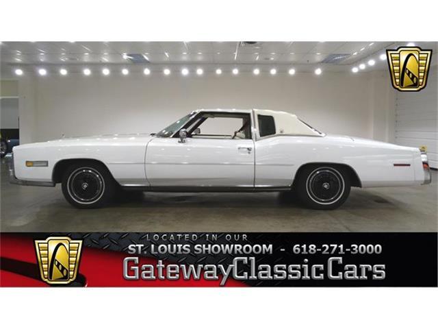 1978 Cadillac Eldorado | 844180