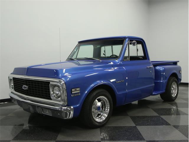 1972 Chevrolet C/K 10 | 844181
