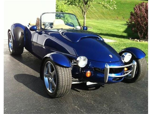 1997 Panoz AIV Roadster | 844182