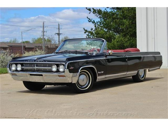 1964 Oldsmobile Ninety Eight Convertible with AC | 840426