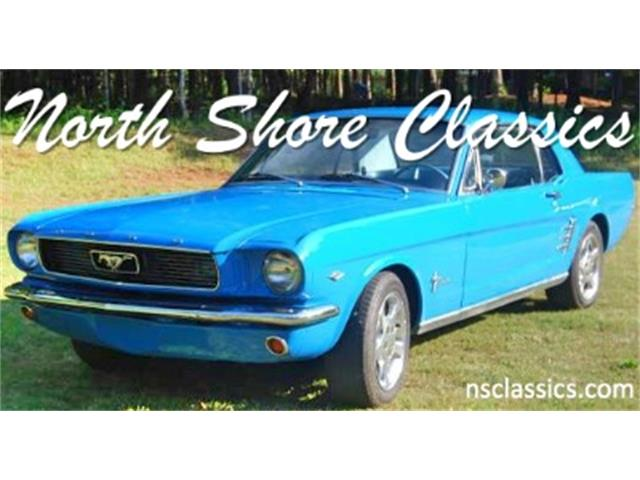 1966 Ford Mustang | 844264