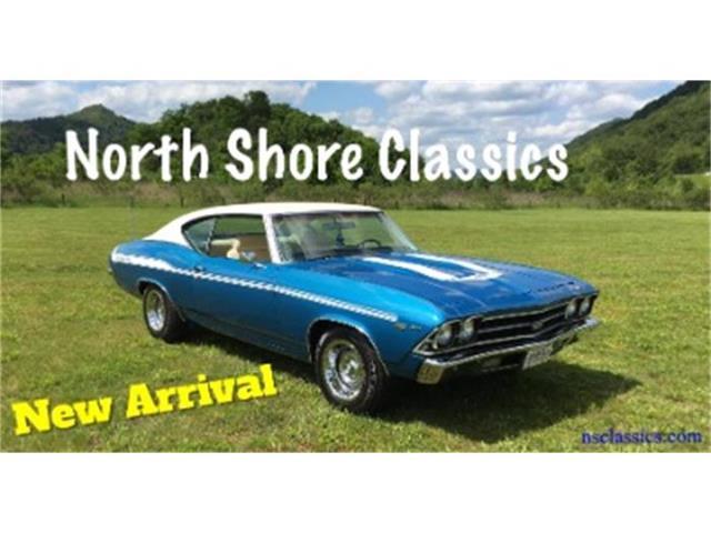 1969 Chevrolet Chevelle | 844274