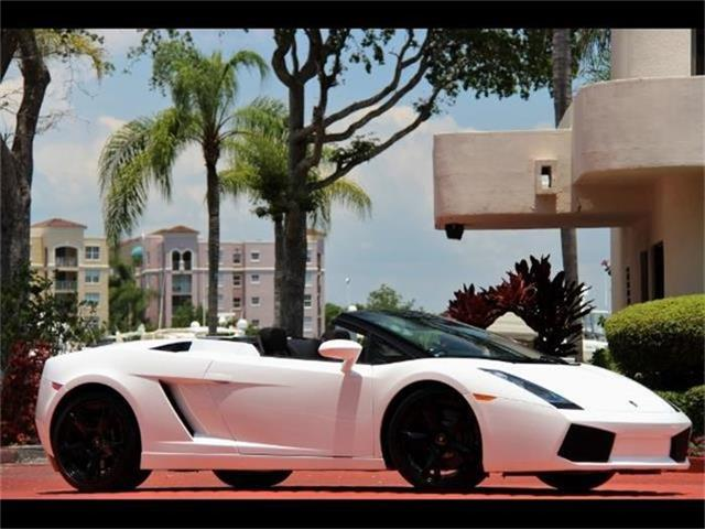 2008 Lamborghini Gallardo | 840437