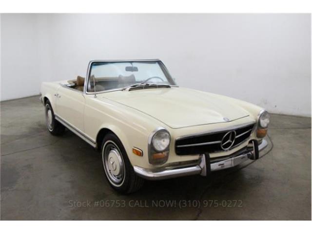1969 Mercedes-Benz 280SL   840443